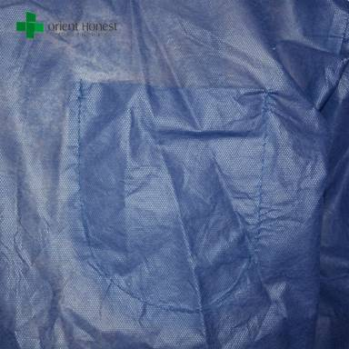 Disposable Isolation Gowns 4