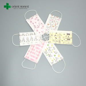 China best exporters for kids medical face mask , funny disposable surgical face mask , pediatric surgical mask