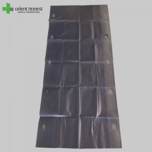 PP+PE waterproof disposable non woven patient transfer sheet