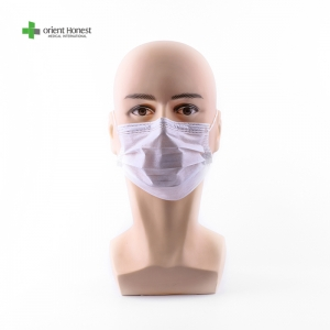 Single Pack Disposable Face Mask