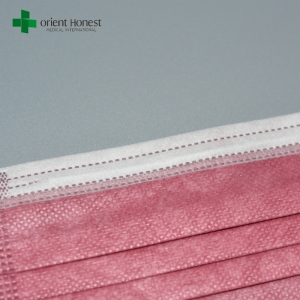 Type Iir Disposable Medical Nonwoven Face Mask