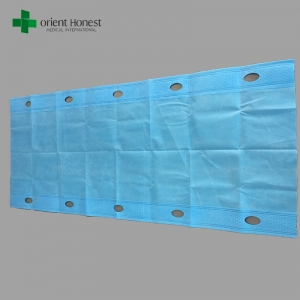 Xiantao supplier for disposable PP heavy weight patient slide sheet CE approved