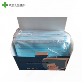 China Child face mask children face mask kid face mask factory