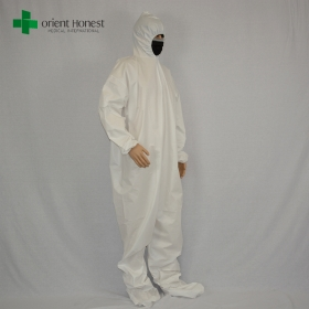 China China disposable clothing manufacturers,disposable suit supplier, chemical resistant coverall disposable factory