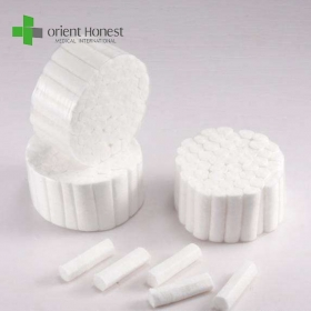 China China disposable medical dental cotton roll manufacturer factory