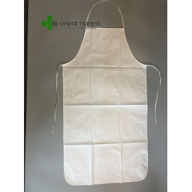 China China disposable microporous apron manufacturer factory