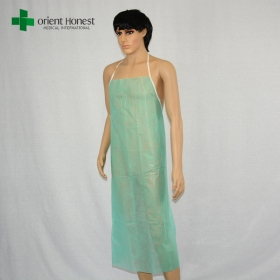 China China factory medical dental apron,disposable waterproof doctor apron,cheap bulk wholesale aprons factory