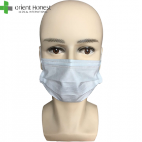 China Disposable 3ply Surgical Face Mask factory