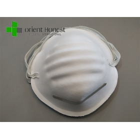 China Disposable PP non woven dust mask factory