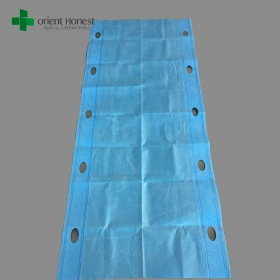 China Disposable polypropylene carrying sheet for repositioning and transfering patients factory