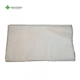 China Disposable pp soft bed sheet, disposable pp comfortable sheet, disposable non woven sheet factory