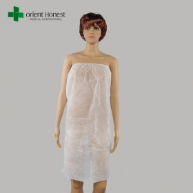 Кита Disposable white PP non woven body-wrap manufacturer экспортером