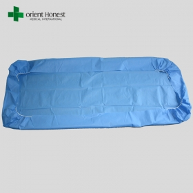 China Exporter for disposable bed sheets for hotels , high quality disposabel bed sheet , medical supplies bed sheets factory