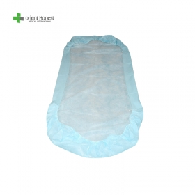 China High Quality Disposable Non Woven Bed Sheet factory