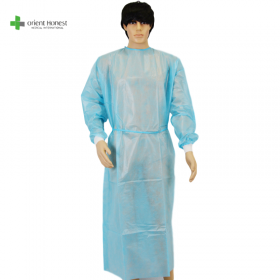 China Non Woven Isolation Gown factory