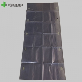 China PP+PE waterproof disposable non woven patient transfer sheet factory
