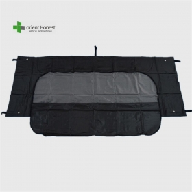 China PVC dead body bag manufacturer factory
