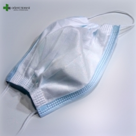China Super soft disposable 3ply non woven mask Manufacturer factory