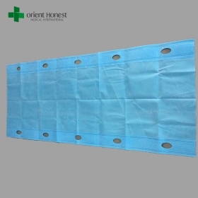 الصين مصنع Xiantao supplier for disposable PP heavy weight patient slide sheet CE approved