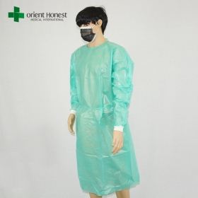 China medical and surgical gowns wholesales,medical doctor surgery gowns,medical disposaple surgical gown factory