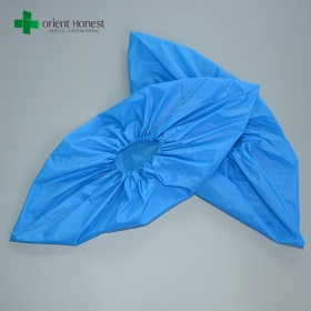 China plastic CPE shoe cover factory,hospital shoe covers,shoe covers disposable factory