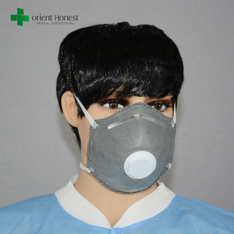 With Carbon Activated N99 Face Mask Exhalation Dust