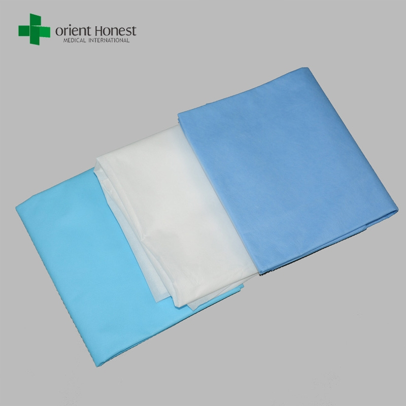 Chinese best manufacturers for disposable bed sheet with elastic