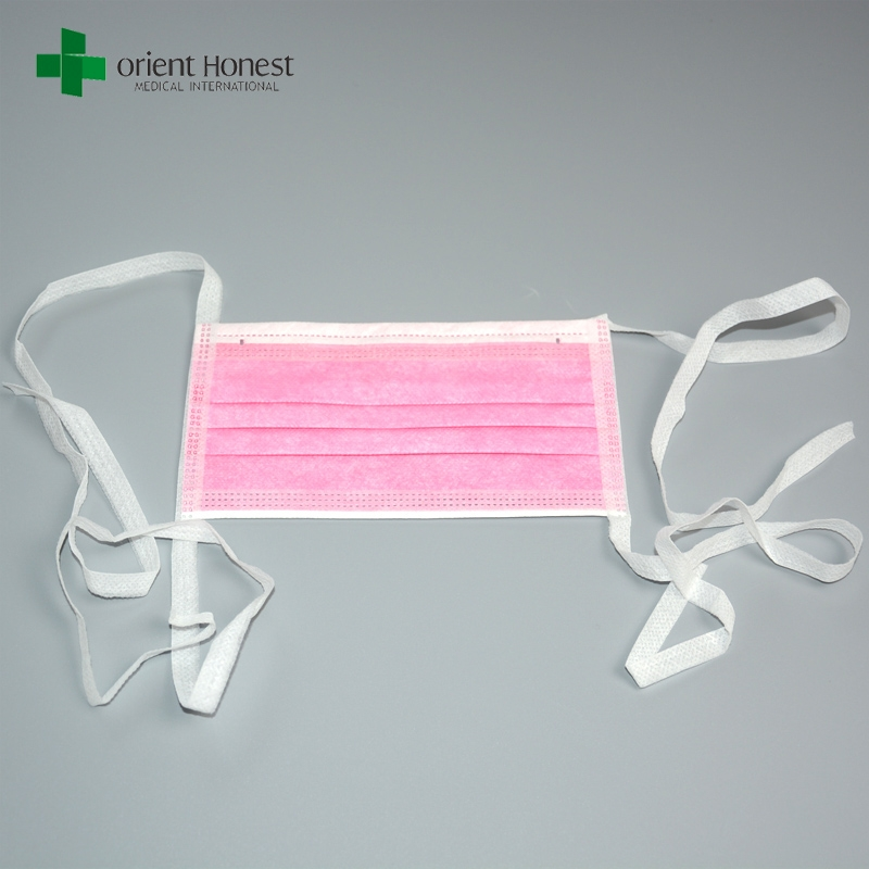 Mask Sanitary Patients Masks Tie The Physicians And In Surgical