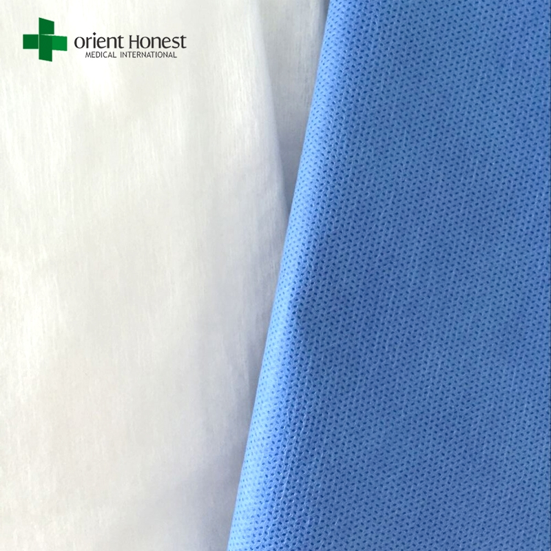 Disposable Sheets For Hotels: PP Nonwoven Bed Sheet For Hotel , Blood Resistant SMS