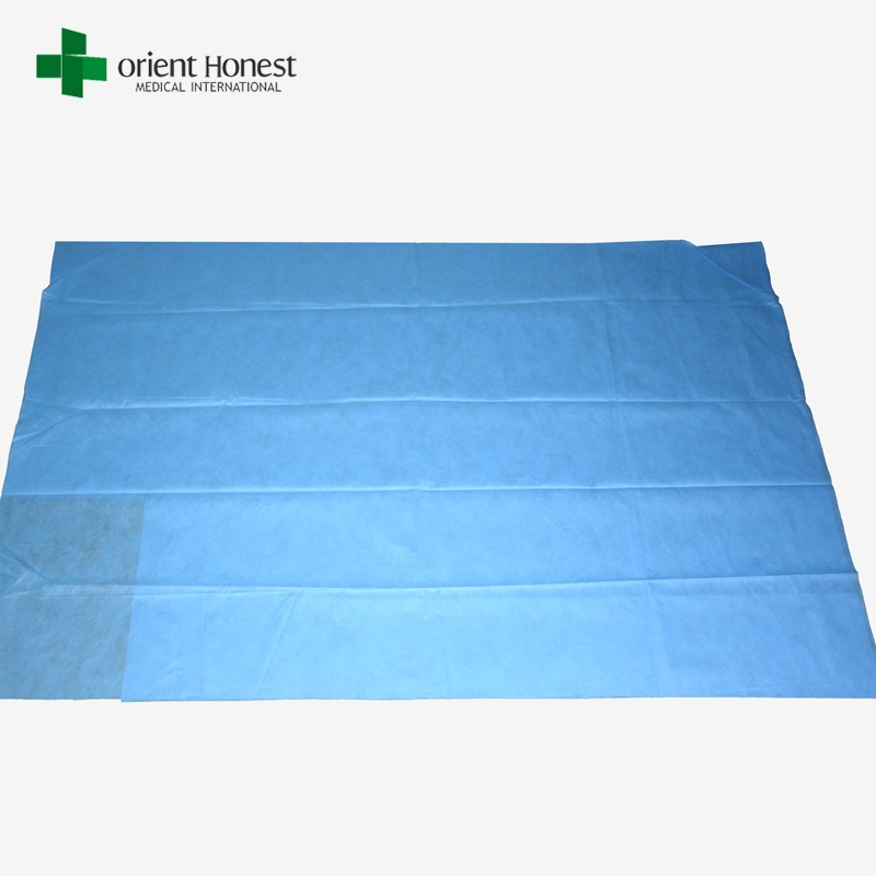 Polypropylene Hospital Draw Sheet Soft And Breathable