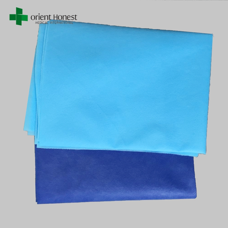 ... Rubber Bed Sheets Soft Non Woven Bed Sheet Cover Hygiene Bed Sheet With  ...