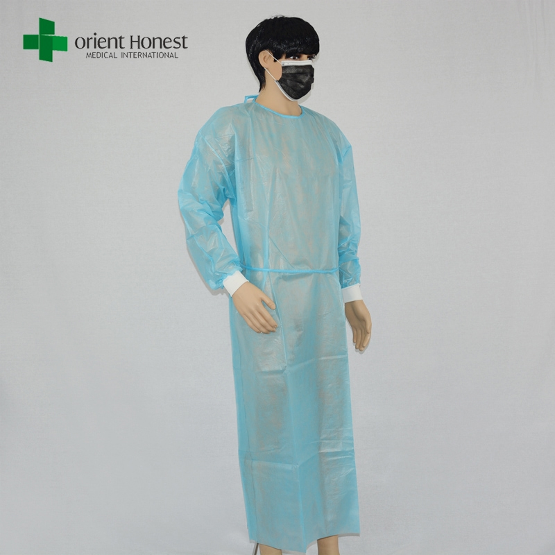 vendor for PP+PE fabric hospital gown,Chinese disposable hospital ...