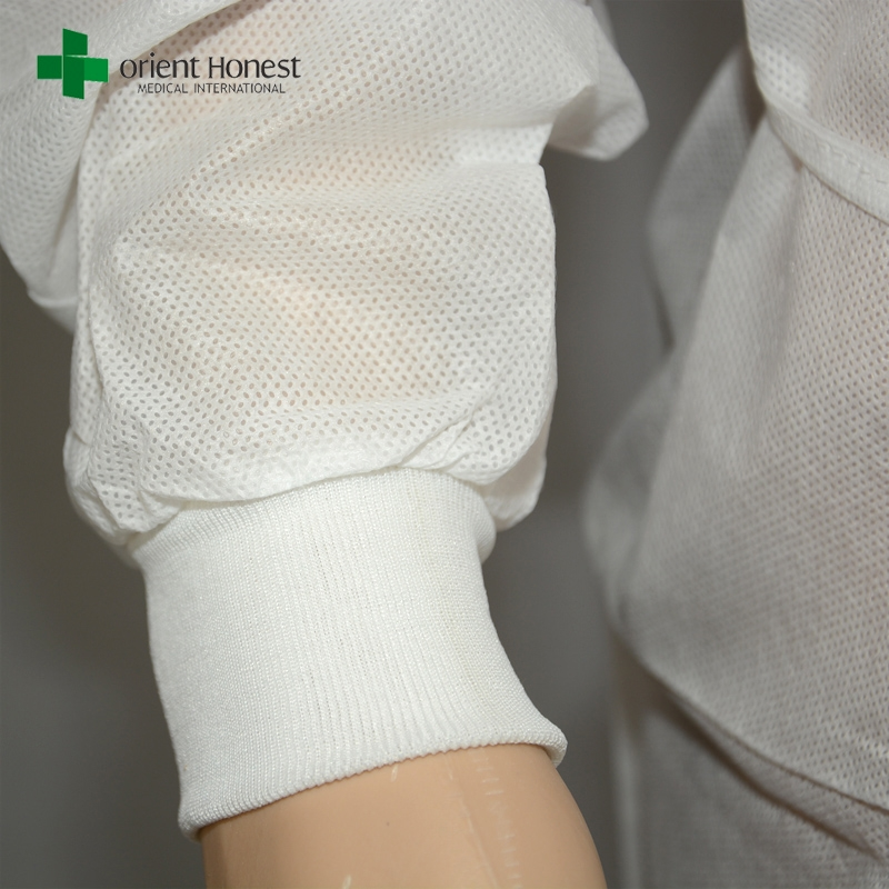 Wholesaler Cheap White Surgical Gown Hospital Clothing